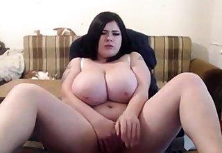 bbw webcam tease