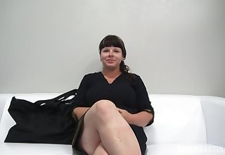 Round dark-haired with ginormous, all-natural bosoms, Zdena throated a stranger's lollipop via a porno vid embrocate