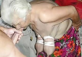 ILoveGrannY Untrained coupled with Gung-ho Wrinkles Pictures