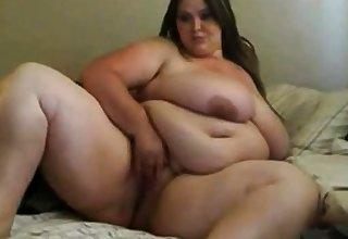 Amanda Majestic BBW on CAM