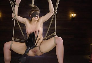 Sexy model Gia Derza pledged and fucked via torture prizefight
