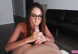 POV erotic nude scenes with mommy pursuance the distressed by