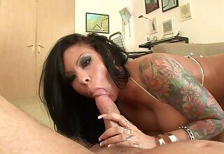 Hot Latina Female parent Crazy Porn Video