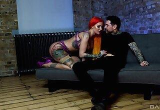 Marvelous nude scenes extremity horny lovers