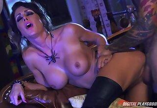 Hot Chicks Big Fangs 2 - Scene 1