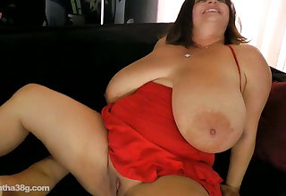 Maria Moore and Samantha 38G Lick Each Others Tits N Clits