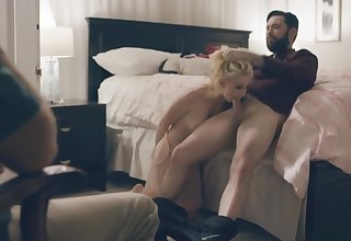 Athena Rayne got pounded back statute of her loving dad as A client requested