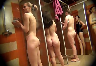 Look for women in dramatize expunge shower 0325