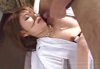 Ai Niimura Sexy Asian nurse enjoys will not hear of part2