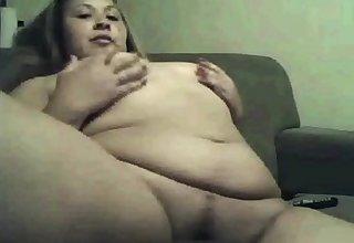 big bitch masturbate