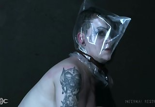 Amateur girl Mallory Maneater tied up and brutally tortured