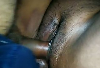 Big bottomed amateur Desi whore wanna get meaty cunt fucked mish