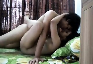 Desi indian finging her fucking pussy be proper of cam at one's disposal