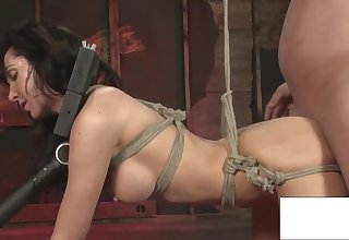 Diana Prince - Bound and Fucked for the first Time